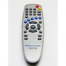 Digitalview DVH-505 Remote Control Unit