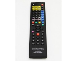Digitalview DVR-810 Remote Control Unit